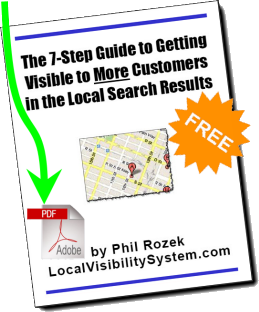 Get your free guide to local visibility