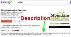 Mountain Lumber Company - Boone, NC
