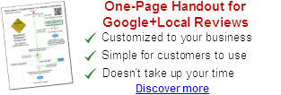 Need an easy way to get Google Places reviews from customers?