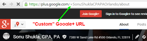 Should You Accept a Custom URL for Your Google+ Local Page ...