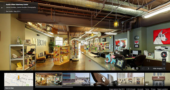 google office website. 10 reasons to get a google business view photo shoot office website