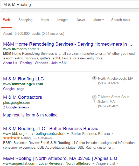 bbb accreditation boring but bumps your local seo