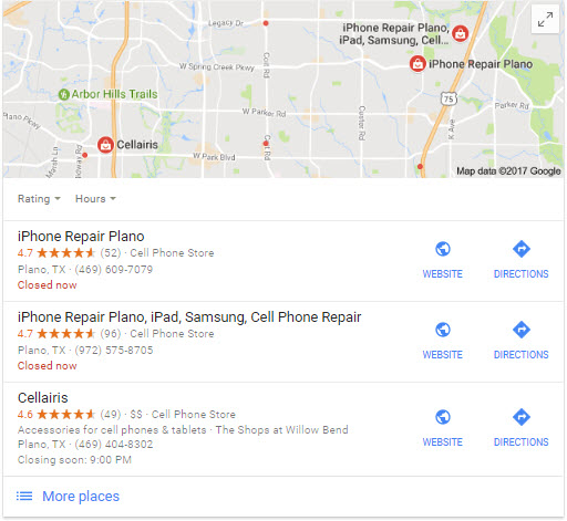 Google Map Listing >> What Exactly Is A Fake Google Maps Business Listing These Days